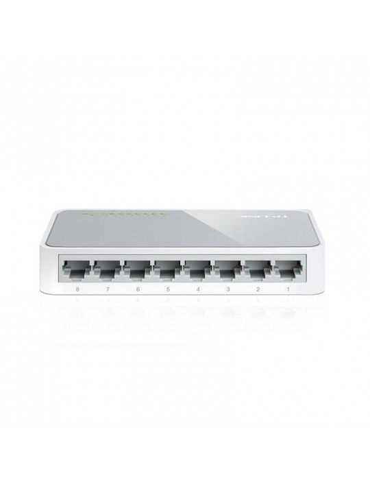 Networking - Switch 8 ports TP-LINK (1008D)