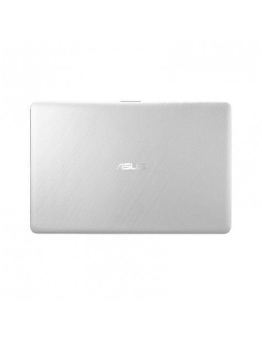 Laptop - ASUS X543UB-GQ1037 i3-7020U-DDR4 4G-1TB 54R-MX110-2GB-15.6 HD ENDLESS-TRANSPARENT SILVER