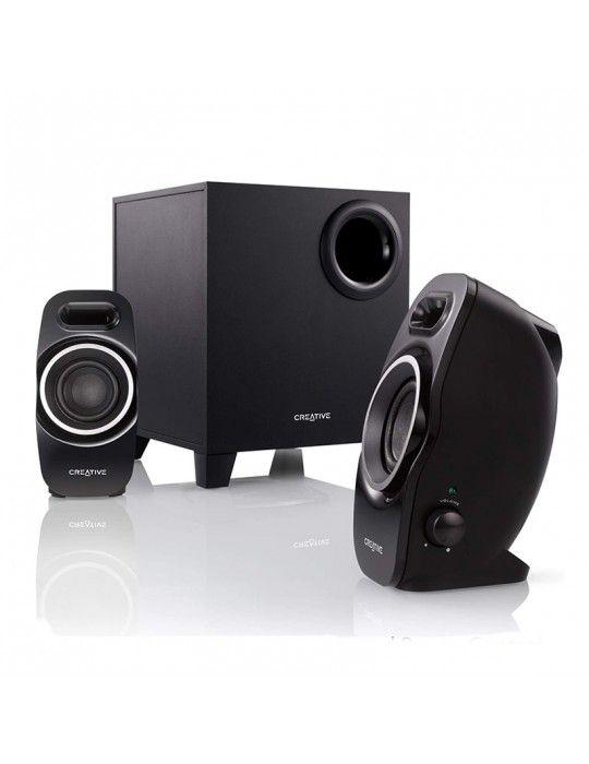 سماعات خارجية - CREATIVE SBS A250 2.1 Speakers System