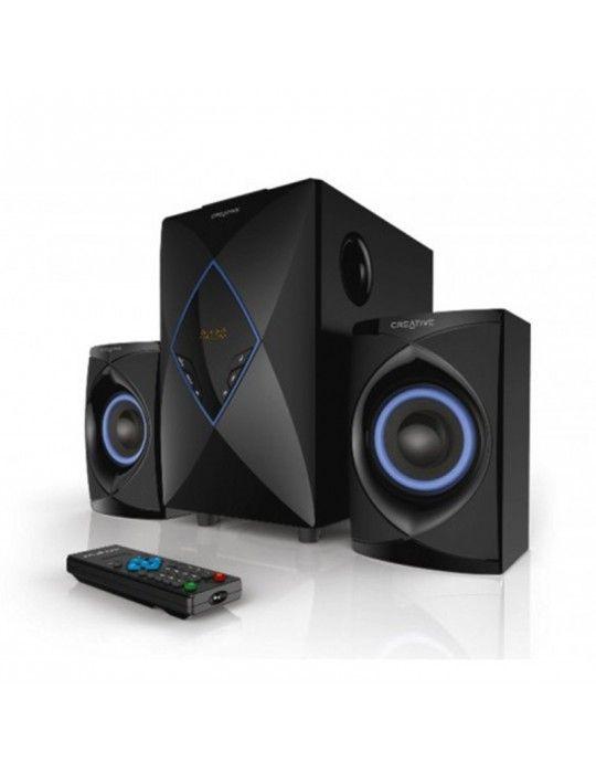 سماعات خارجية - CREATIVE SBS E2800 2.1 High Performance Home Entertainment System