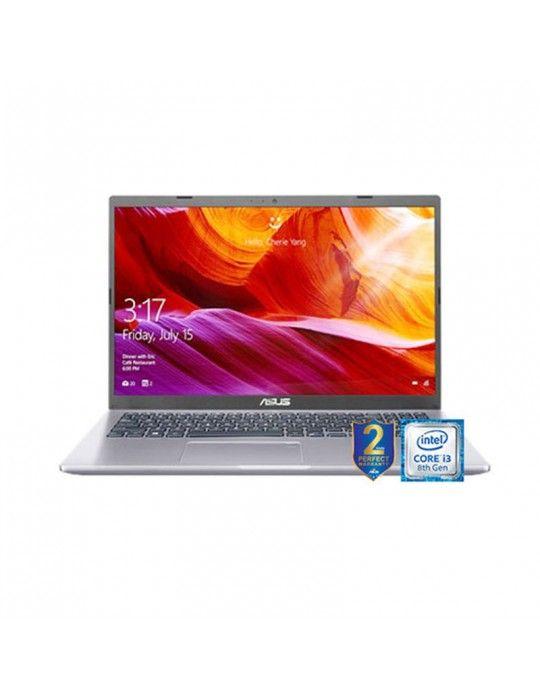 Laptop - ASUS 15 X509FB-BR068T -i3-8145U-4G DDR4-1TB 54R-MX110-2GB-15.6 HD-win10-TRANSPARENT SILVER