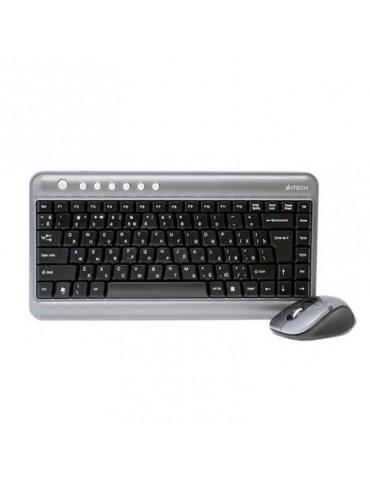 KB+Mouse A4Tech Wireless 7300N