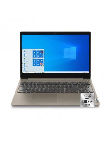 "Lenovo IdeaPad 3 Core i3-10110U- 4GB- 1TB HDD- 15.6""HD- MX130-2G- DOS-Platinum Gray"