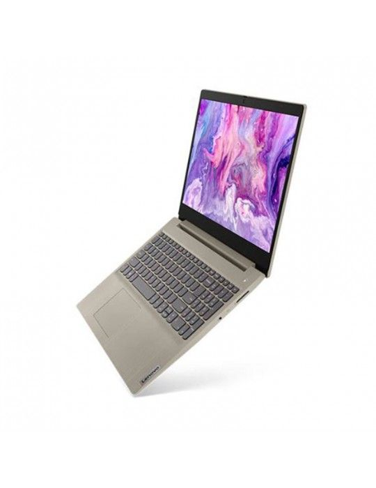 "Laptop - Lenovo IdeaPad 3 Core i3-10110U- 4GB- 1TB HDD- 15.6""HD- MX130-2G- DOS-Platinum Gray"