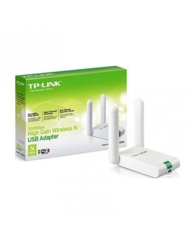 Wireless LAN 300MBps TP-LINK USB+Antenna (822N)