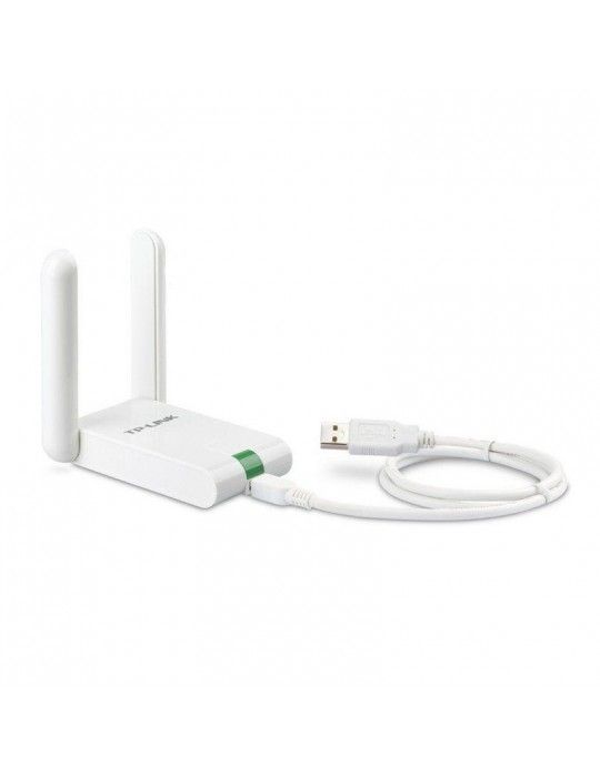 شبكات - Wireless LAN 300MBps TP-LINK USB+Antenna (822N)