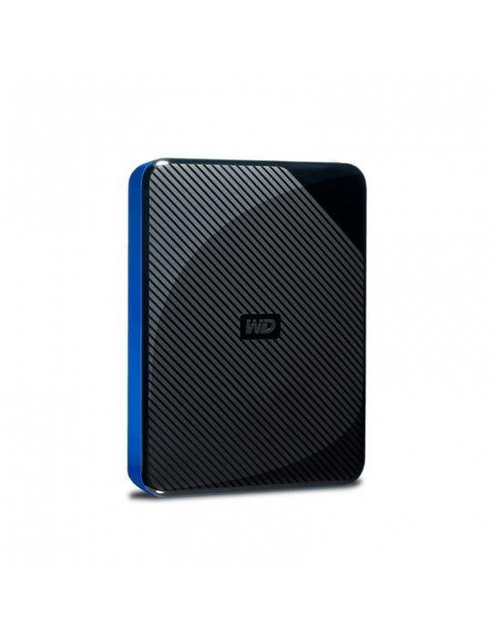 HDD - HDD External WD 4TB Gaming Drive Works with PlayStation 4