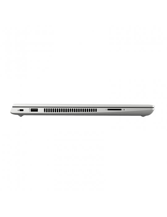 كمبيوتر محمول - HP ProBook 450-G7 i7-10510U-8GB-1TB-MX250-2GB-FPR-15.6 HD-Dos-Silver