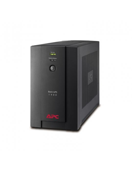 UPS - APC Back-UPS 1400VA-230V-AVR-IEC Sockets