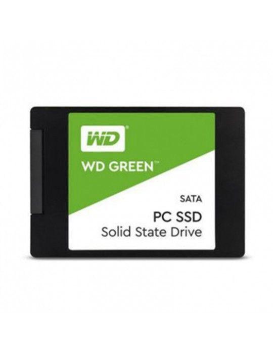 Hard Drive - Western Digital Green 240GB SSD HDD 2.5 SATA