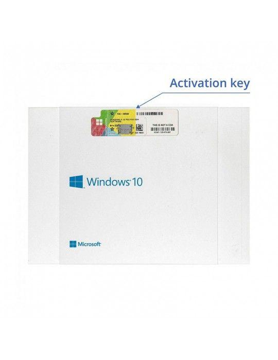 Software - Windows 10 Pro 64-bit Key