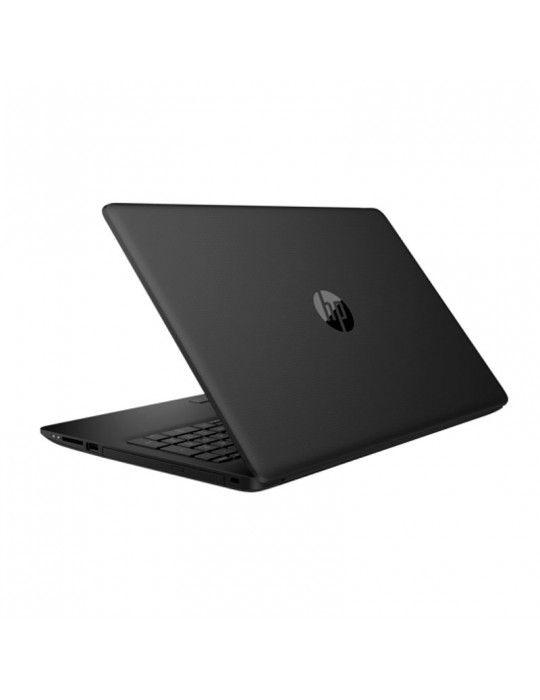 كمبيوتر محمول - HP 15-da2007ne i5-10210U-4GB-1TB-MX110-2GB-15.6 HD-DVD-DOS-Black