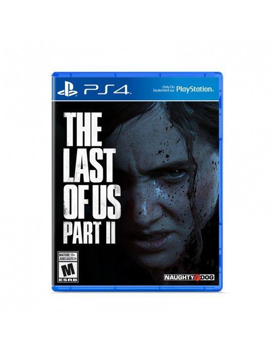 بلاي ستيشن - The Last of Us Part II - PlayStation 4