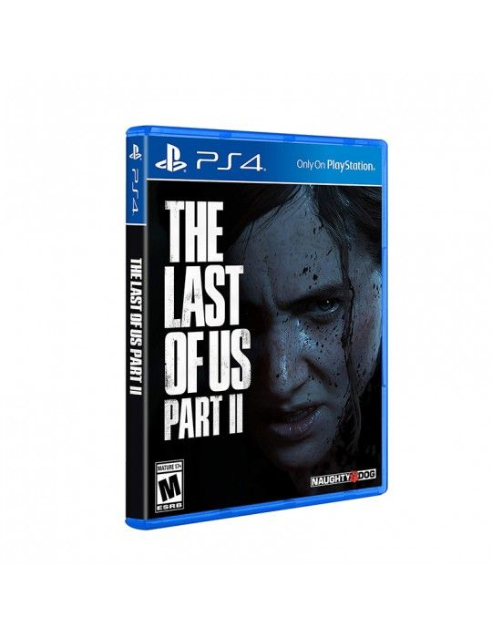 Playstation - The Last of Us Part II - PlayStation 4