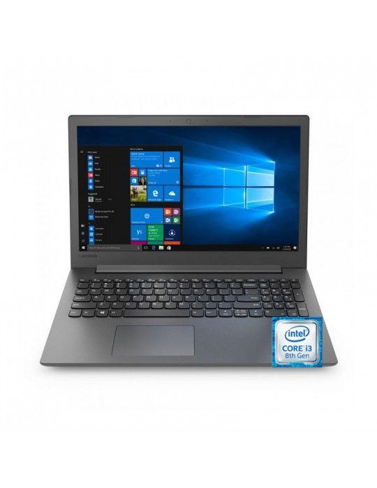 Laptop - Lenovo IdeaPad 130 i3-8130U-4G-1TB-VGA INTEL-15.6 HD-DOS-Black