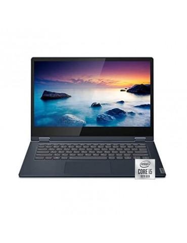 Lenovo Ideapad C340 i5-10210U-8GB-SSD 512GB-MX230-2GB-14 FHD Touch-Win10-ABYSS Blue
