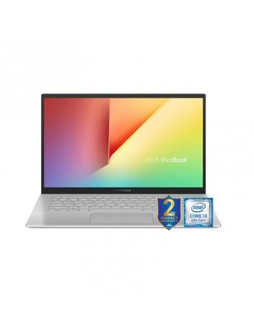 ASUS Vivobook 14 X420FA-EK154T-i3-8145U-DDR4 4G-256G PCIE G3X2 SSD-Intel-14.0 FHD-win10