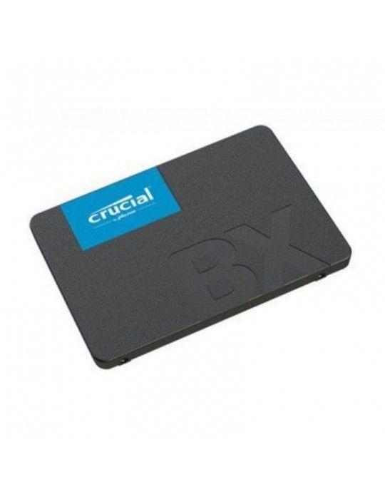 SSD - SSD Crucial 240GB 2.5 Bx500