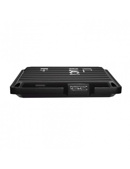 Hard Drive - HDD External WD 2TB Black P10 Gaming Drive Works with All Game Consoles