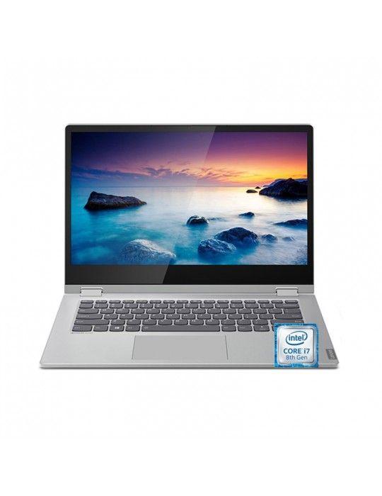 Laptop - Lenovo Ideapad C 340 i7-8565U-RAM 8GB-SSD 1TB-VGA MX230-2GB-14 FHD Touch-Win10-ABYSS Blue