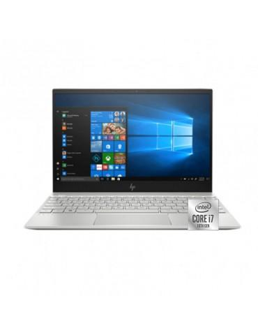 HP ENVY 13t-aq100 i7-10510U-16GB Ram-512 GB SSD-VGA Geforce MX150 2GB-Display 13.3 FHD Touch-ENG KB-Win10-silver