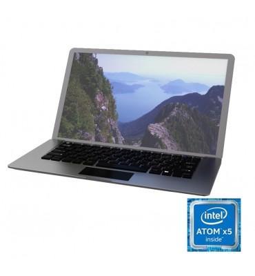 "Cherry ZE04G 12.5"", Intel Atom X5- Z8350, 2M Cache,  2GB RAM DDR, Memory 32 GB, ONE DRIVE 100GB, VGA Intel, Windows 10, Grey"
