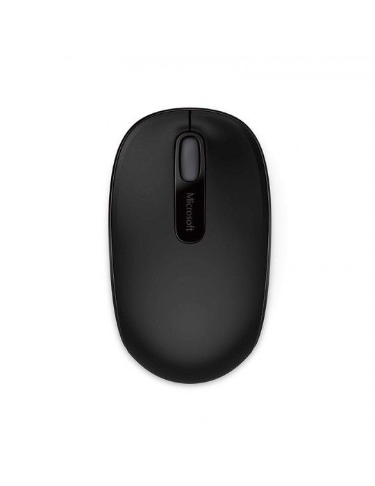 Mouse - Mouse Microsoft Wireless 1850 (Black)