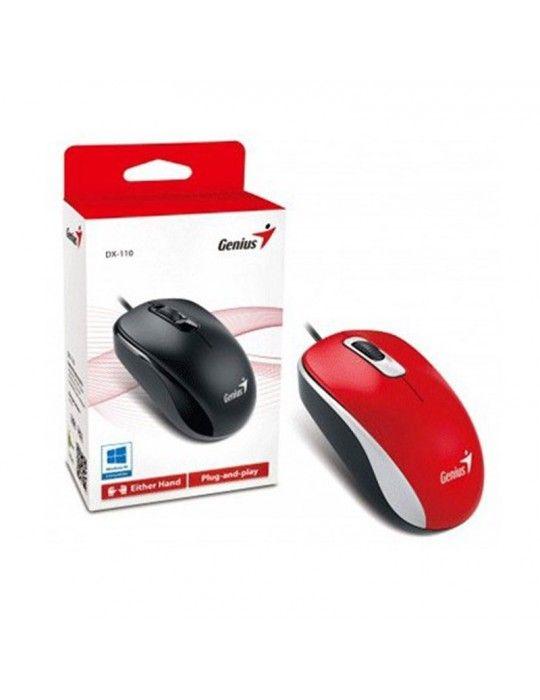 ماوس - Mouse Genius DX-110