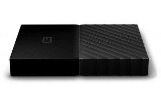 هارد ديسك - HDD External WD 1 T.B Passport USB 3 (Black)