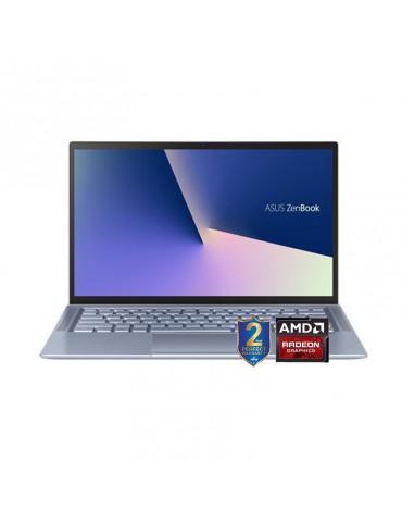ASUS ZenBook 14 UM431DA-AM003T AMD R5-3500U-8GB-SSD 512GB-AMD Radeon Graphics-14 FHD/Win10-Silver