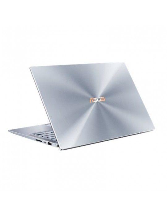 Laptop - ASUS ZenBook 14 UM431DA-AM003T AMD R5-3500U-8GB-SSD 512GB-AMD Radeon Graphics-14 FHD/Win10-Silver