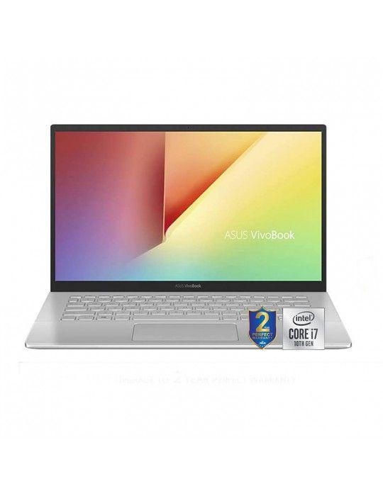 Laptop - ASUS VivoBook-S14 S433FL-EB078T I7-10510U-8GB-SSD 512GB-Nvidia MX250-2GB-14.0 FHD-Win10-Green