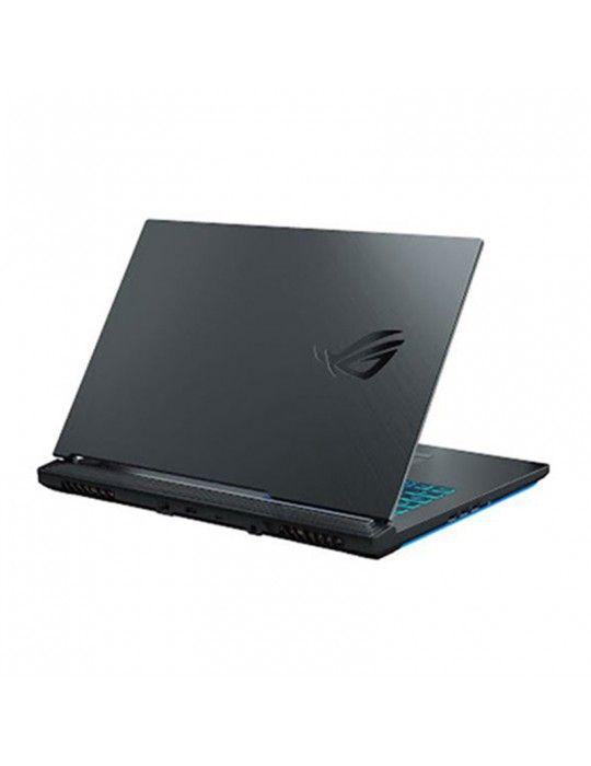 كمبيوتر محمول - ASUS ROG Strix-G i7-9750H-16GB-SSD 1TB-RTX2060-6GB-17.3 FHD-Win10 Bag+Mouse free bundle