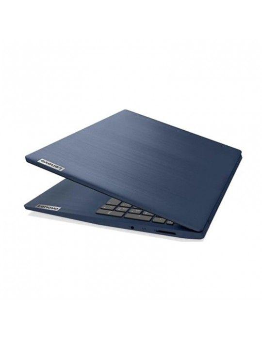 كمبيوتر محمول - Lenovo IdeaPad L3 Core i7-10510U-8GB-1TB-SSD 256GB-MX330-2GB-15.6 FHD-DOS-Abyss blue