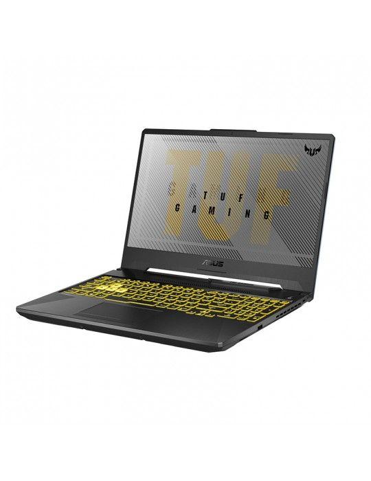Laptop - ASUS TUF A15 FA506IU-AL019T AMD R7-4800H-16GB-SSD 1TB-GTX1660Ti-6GB-15.6 FHD-Win10
