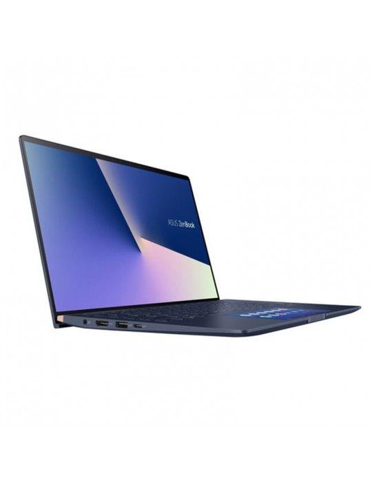 Laptop - ASUS ZenBook UX434FLC-A5370T i7-10510U-16GB-SSD 1TB-MX250-2GB-14 FHD -Win10-Silver-Sleeve