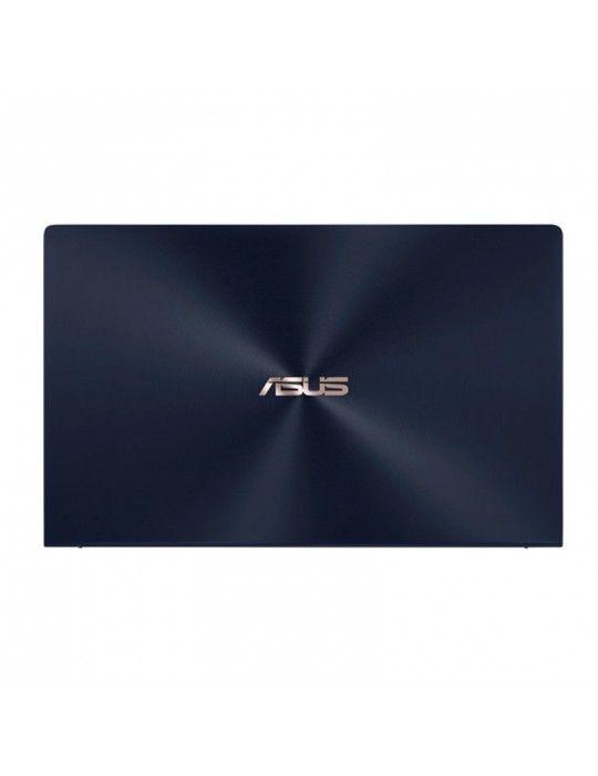 كمبيوتر محمول - ASUS ZenBook UX434FLC-A5370T i7-10510U-16GB-SSD 1TB-MX250-2GB-14 FHD -Win10-Silver-Sleeve