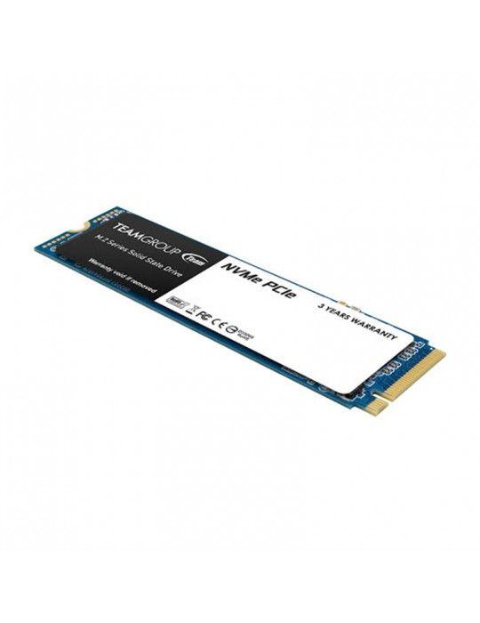 هارد ديسك - SSD TEAM MP33-256GB M.2 NVMe