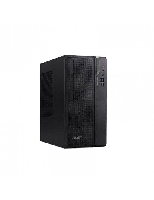 كمبيوتر مكتبى - Desktop Acer Veriton VES2735G i3-9100-4GB-1TB-Intel Graphics-DOS