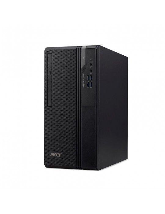 كمبيوتر مكتبى - Desktop Acer Veriton VES2735G i7-9700-8GB-1TB-Intel Graphics-DOS