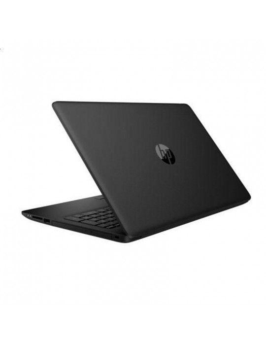 Laptop - HP 15-da0138ne i3-8130U-4GB-1TB-Intel Graphics-15.6 HD-DVD-DOS-Black