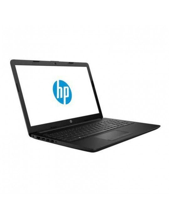 كمبيوتر محمول - HP 15-da0138ne i3-8130U-4GB-1TB-Intel Graphics-15.6 HD-DVD-DOS-Black