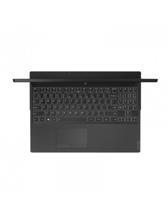 كمبيوتر محمول - Lenovo Y540 i7-9750H-16G-1TB-256 SSD-RTX 2060-6G-15.6 FHD-DOS-Black