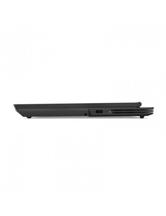 Laptop - Lenovo Y540 i7-9750H-16G-1TB-256 SSD-RTX 2060-6G-15.6 FHD-DOS-Black
