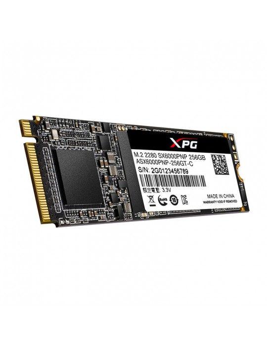 هارد ديسك - SSD Adata SX6000 Pro 256 M2 MINI