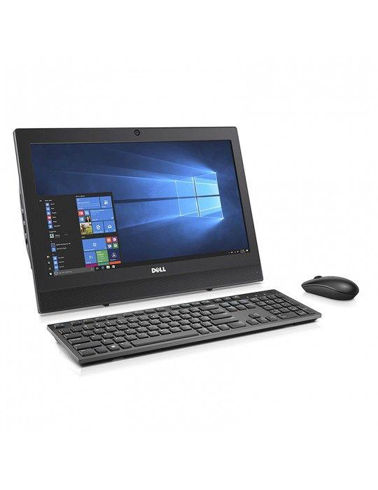 Desktop - Dell All-in-one Optiplex 3050 i5-7500T-4GB-500GB-Intel HD Graphics 630-19.5 HD-DOS