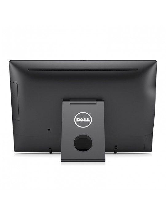 كمبيوتر مكتبى - Dell All-in-one Optiplex 3050 i5-7500T-4GB-500GB-Intel HD Graphics 630-19.5 HD-DOS