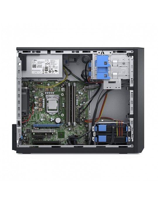 Desktop - Server DELL T30 Intel Xeon E3-1225 3.3GHz-8GB-1TB-DVD
