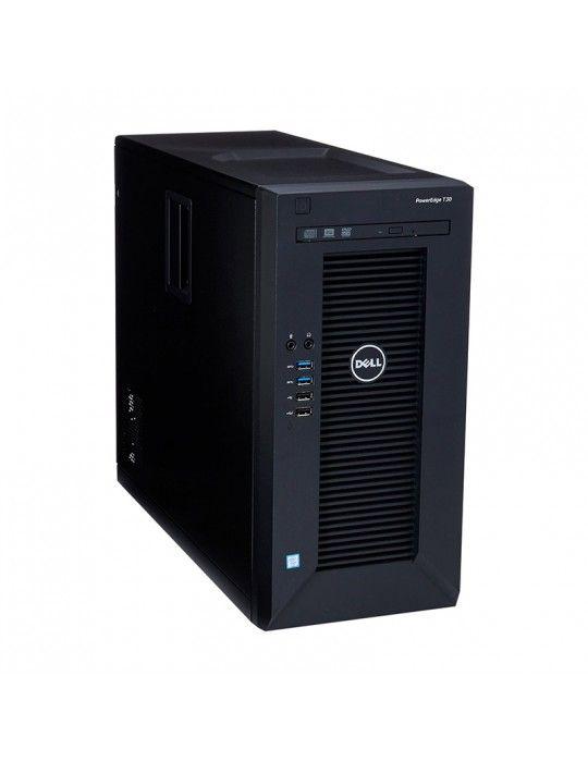 كمبيوتر مكتبى - Server DELL T30 Intel Xeon E3-1225 3.3GHz-8GB-1TB-DVD