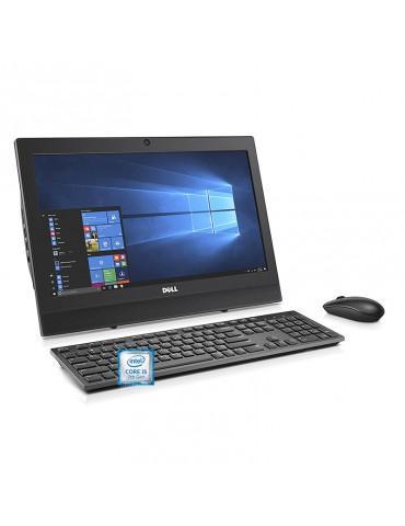 Dell All-in-one Optiplex 3050 i5-7500T-4GB-500GB-Intel HD Graphics 630-19.5 HD-DOS